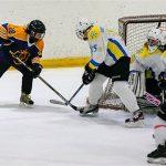 Дніпровські хокеїстки перемогли у третьому турі чемпіонаті України