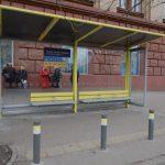 У Дніпрі встановили 16 нових зупинок громадського транспорту