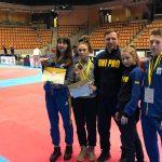 Дніпрянки стали призерками міжнародного турніру з тхеквондо ВТФ