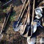 У Томаківському районі поліцейські затримали серійних крадіїв