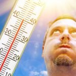 У Дніпрі зареєстровано нові температурні рекорди