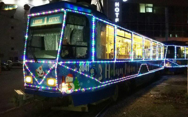 трамвай Дніпро, транспорт