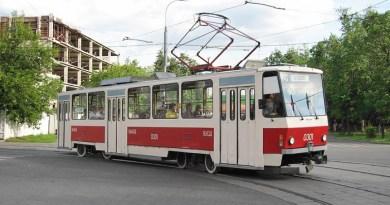 транспорт Дніпра, трамвай