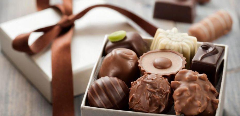 солодощі, подарунки, свято