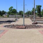У Томаківці реконструюють парк