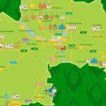 На Дніпропетровщині створили інтерактивну карту «туристичних магнітів»