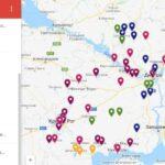 Створено інтерактивну мапу публічних послуг в області
