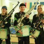 Дніпряни стали чемпіонами України з кульової стрільби