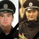 У Дніпрі вшанували пам'ять загиблих патрульних