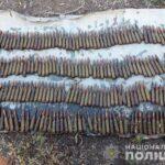 У мешканця Новомосковська поліцейські вилучили боєприпаси