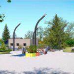 У Покровському почали реконструювати паркову зону