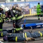 На Дніпропетровщині обирали найкращих рятувальників