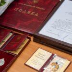 У Вільногірську нагородили кращих співробітників гірничо-металургійного комбінату