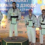 Дніпряни вибороли 12 медалей на молодіжному чемпіонаті України з дзюдо