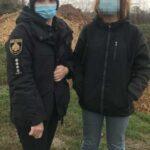 На Дніпропетровщині поліцейські розшукали неповнолітню, яка пішла з дому