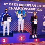 Дніпряни стали призерами відкритого чемпіонату Європи з тхеквондо ВТФ
