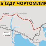 З 5 грудня рух понтонним мостом у Нікопольському районі перекриють