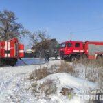 У Павлограді затримали підозрюваного у пожежі, внаслідок якої загинула дитина