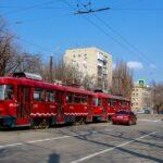 Як зміниться рух дніпровських трамваїв 18 квітня