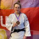 Дніпровська дзюдоїстка стала третьою на Кубку Європи