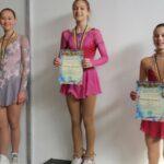 Дніпровська фігуристка перемогла на чемпіонаті України