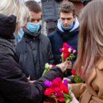 У Дніпрі пройшла акція на захист первоцвітів