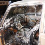 У Дніпрі затримали чоловіка, який підпалив автомобіль знайомої